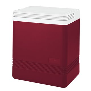 Igloo Kühlbox Eisbox Legend 17 QT rot
